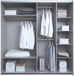 Kleiderschrank Richtig Aufräumen Blog Guenstigeinrichtende