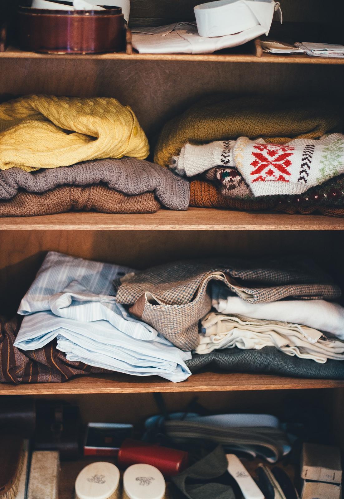 Kleiderschrank Richtig Aufraumen Blog Guenstigeinrichten De