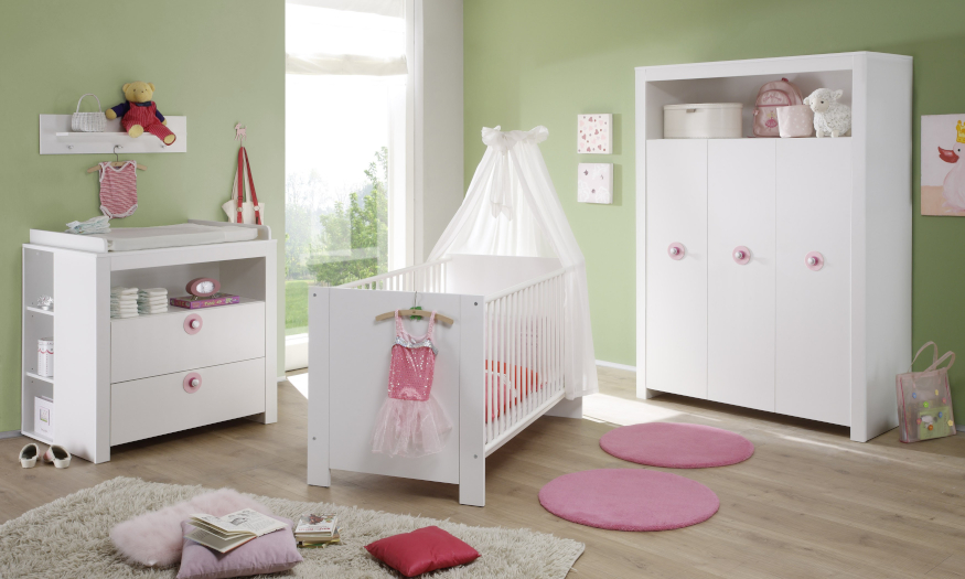m bel f r kinder baby und jugendzimmer. Black Bedroom Furniture Sets. Home Design Ideas