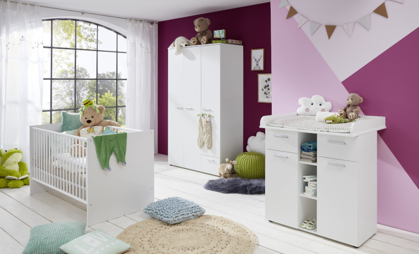 Babyzimmer Clever