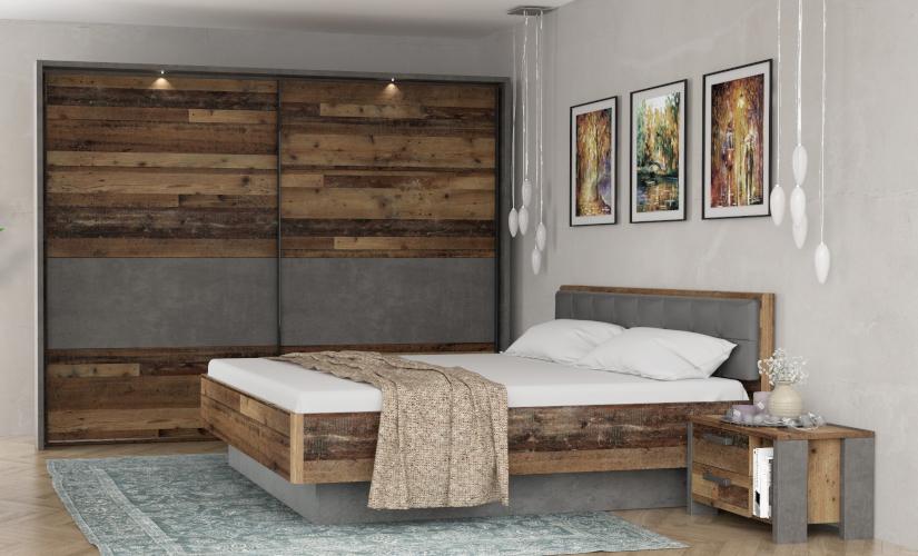 Schlafzimmerprogramm Clif