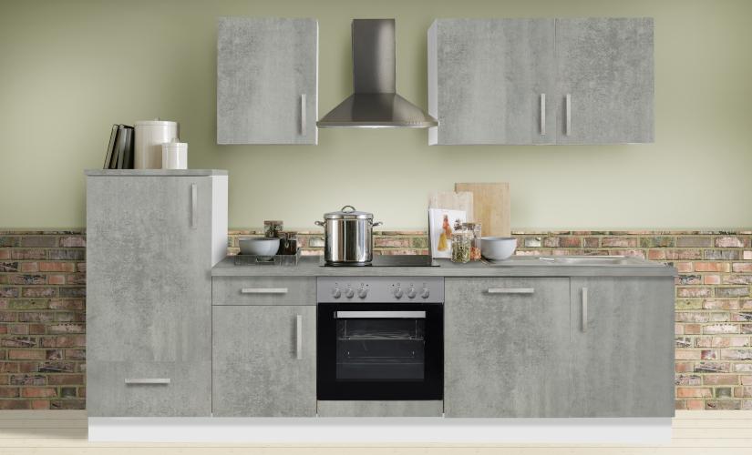 Küchenblöcke 280 cm
