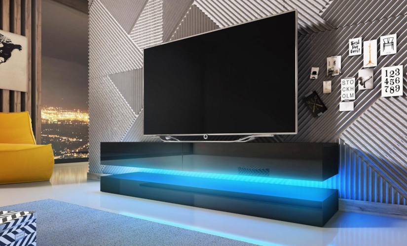 TV Lowboard LED