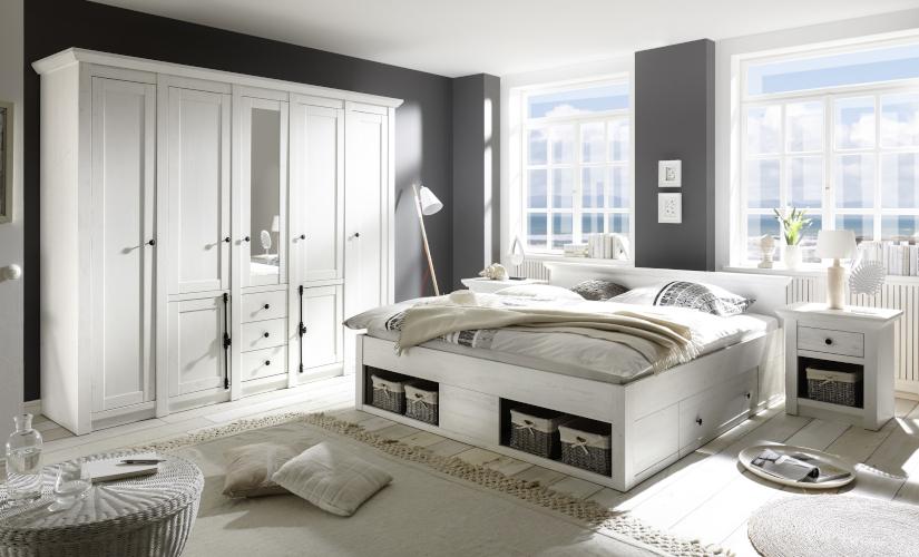 Landhausstil im Schlafzimmer