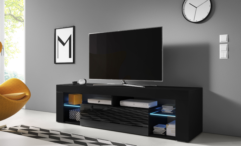 TV Lowboard Serie Mount
