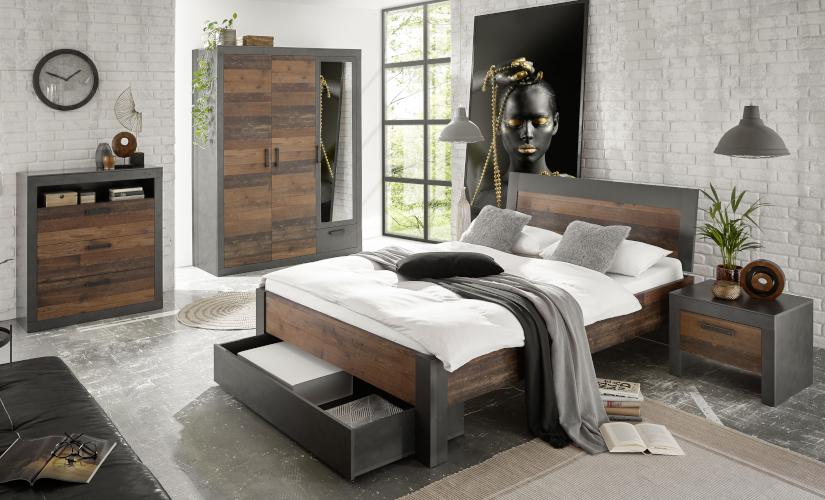 Schlafzimmerprogramm Ward