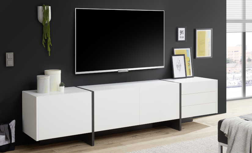 TV Lowboard Serie Design-M