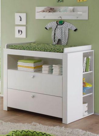 """Babyzimmer: Regal für Wickelkommode """"Olivia"""" weiß"""