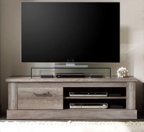 TV-Unterteil Sideboard Montreal in Canyon Monument Eiche 146 x 45 cm