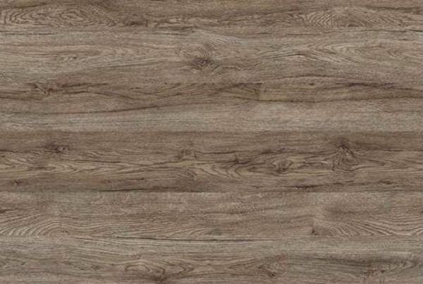 Couchtisch in Eiche sägerau dunkel 110 x 65 cm mit Ablage