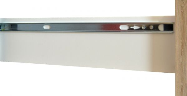 Küchenblock Einbauküche Classic inkl. E-Geräte + Geschirrspüler 310 cm breit in Eiche Sonoma Dekor