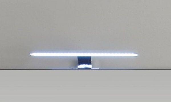 Badezimmer Spiegel Eiche San Remo hell 117 cm Badmöbel Seven