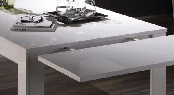Tisch Esstisch weiss Hochglanz Lack 180 x 90 Livorno8