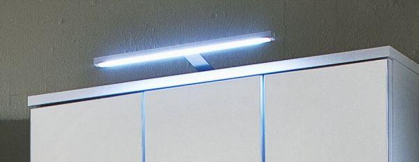 Badmöbel Set Summer weiß mit Bramberg Fichte Badkombination 4-teilig 170 x 194 cm
