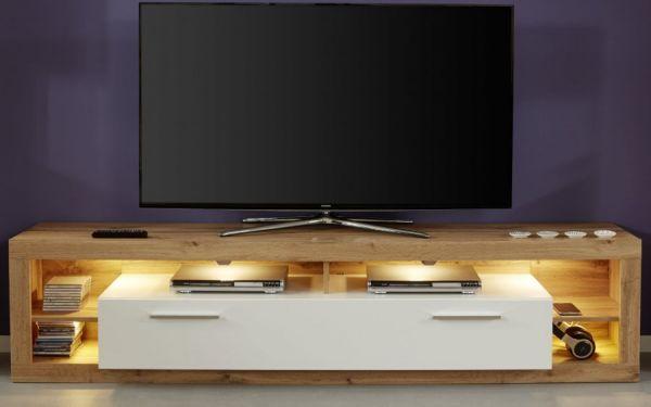 sideboard in wei hochglanz lack original aus italien modell livorno designerm bel moderne. Black Bedroom Furniture Sets. Home Design Ideas
