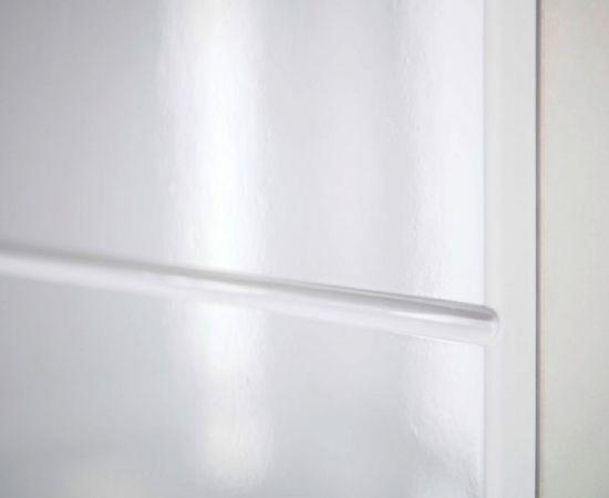 Wohnwand Clark in Hochglanz weiß 5-teilig Schrankwand 240 x 179 cm