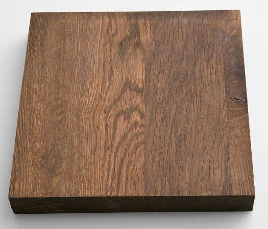 Esstisch Bristol in Eiche verwittert massiv matt lackiert Massivholztisch 220 x 100 cm