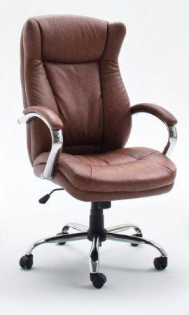 b rostuhl porter vintage cognac bis 150 kg. Black Bedroom Furniture Sets. Home Design Ideas