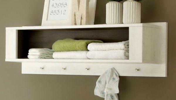 Babyzimmer Wickelkommode Wickeltisch Landi Anderson Pinie weiß 115x105x79 cm