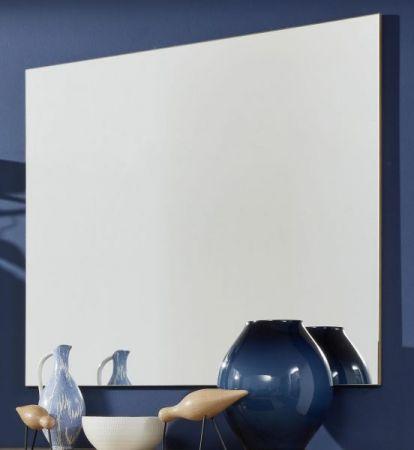 Garderobenspiegel Amanda auf Eiche-Paneel 91 x 82 cm