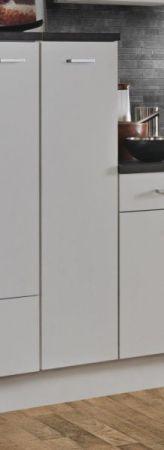 """Küchenblock Einbauküche """"White Classic"""" weiß inkl. E-Geräte + Geschirrspüler und Apothekerschrank 310 cm"""