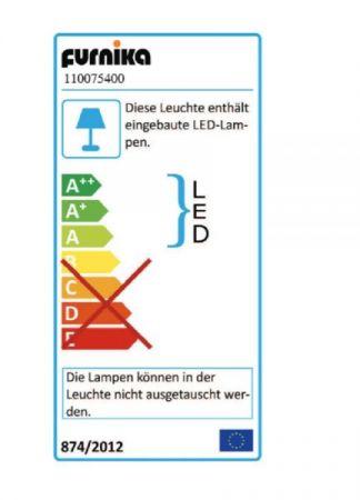 Unterbauspot LED Licht blau 4er Set Möbelleuchte Unterbauleuchte