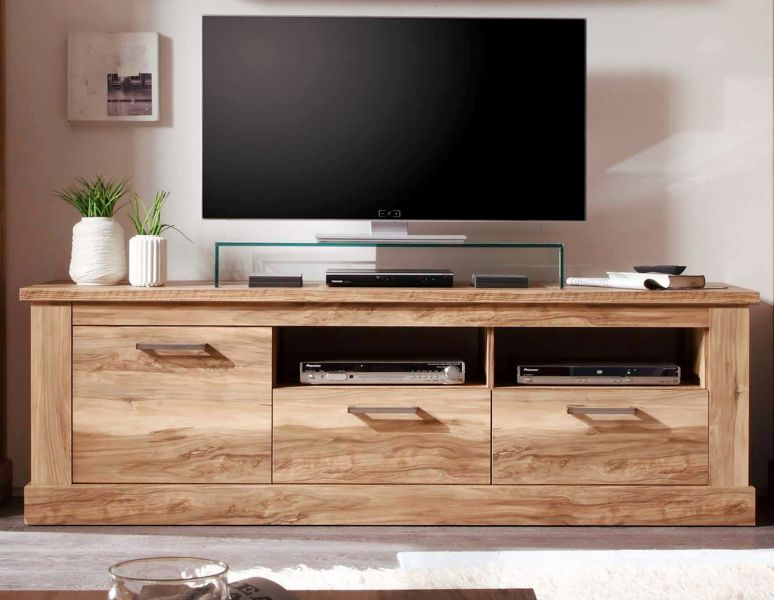 tv unterteil nussbaum satin g nstig online kaufen. Black Bedroom Furniture Sets. Home Design Ideas