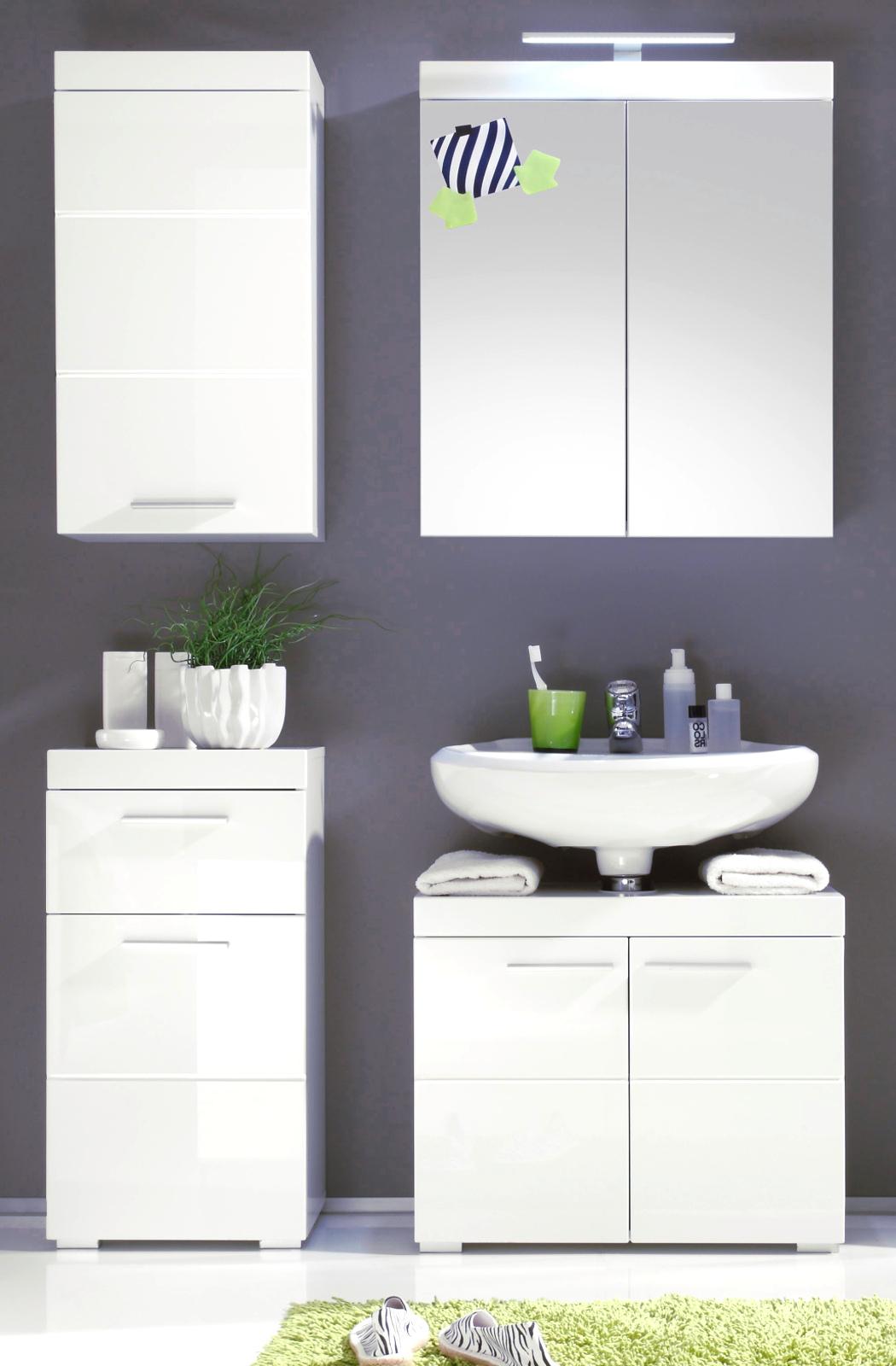 Badezimmer Amanda Weiß günstig online kaufen