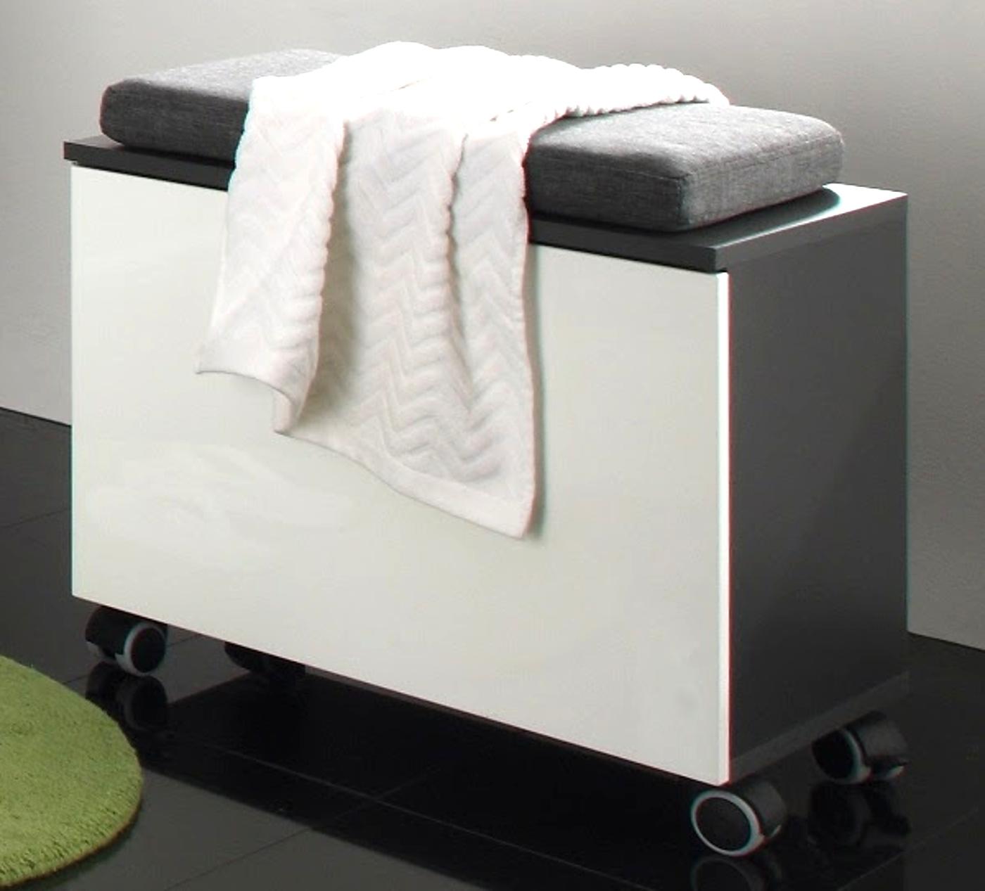 hocker badezimmer hausgestaltung ideen. Black Bedroom Furniture Sets. Home Design Ideas