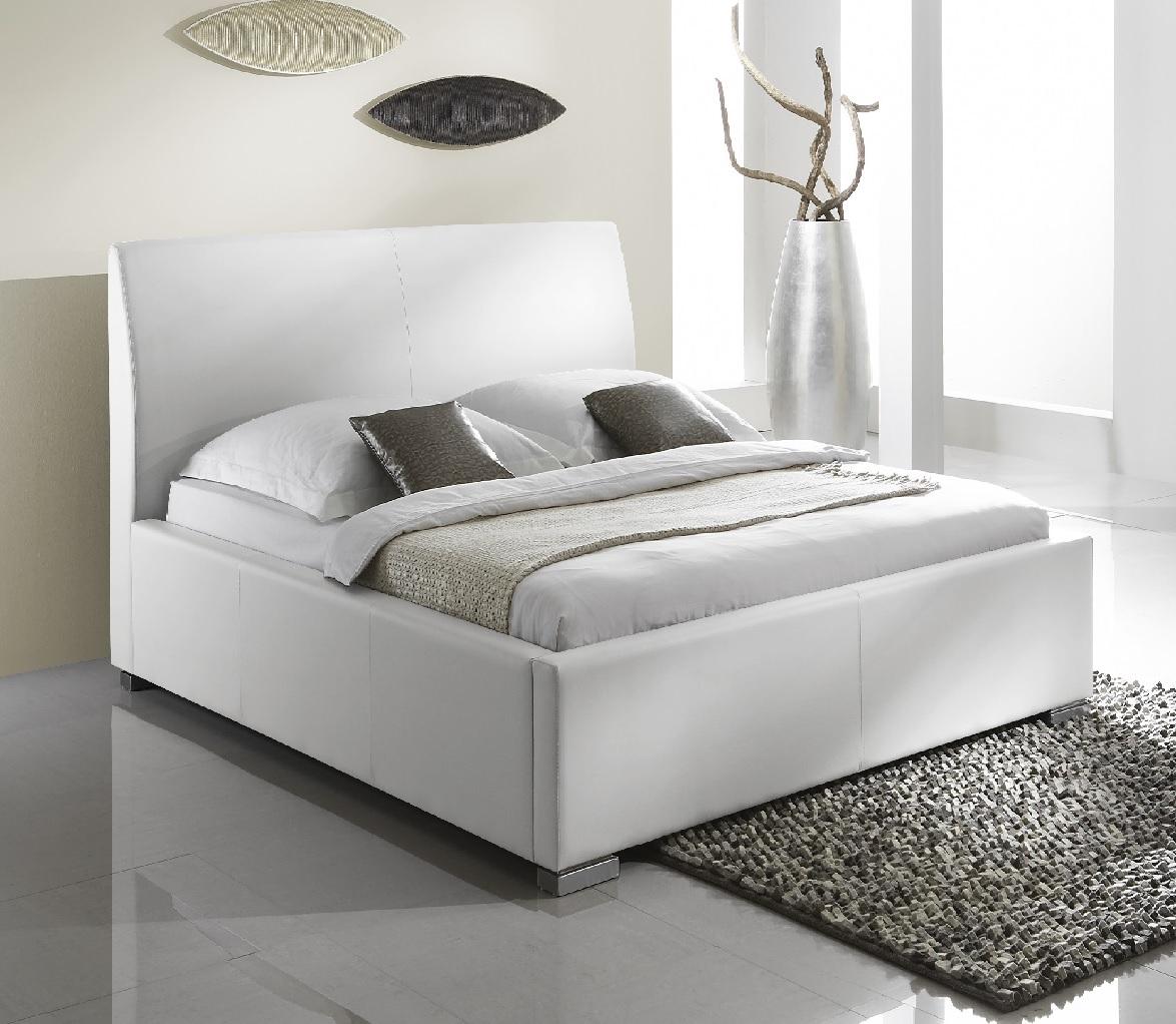 polsterbett altora wei polsterbetten betten. Black Bedroom Furniture Sets. Home Design Ideas