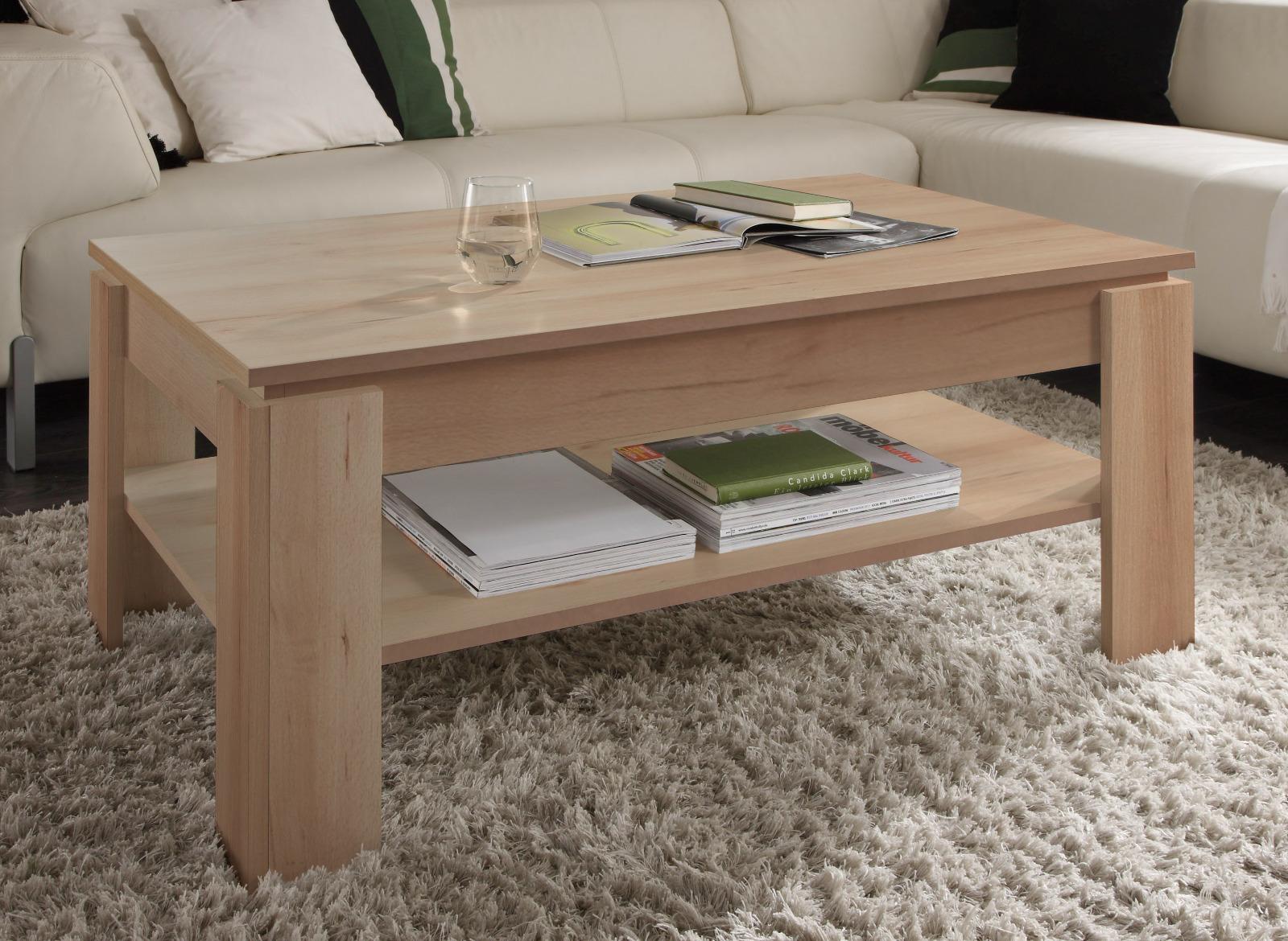 couchtisch wohnzimmertisch novara edel buche. Black Bedroom Furniture Sets. Home Design Ideas