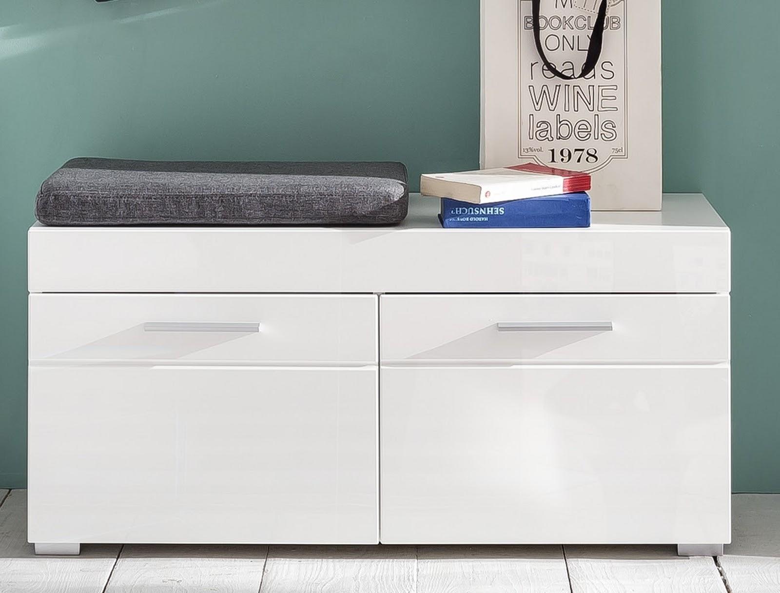 sitzbank wei hochglanz tiefgezogen. Black Bedroom Furniture Sets. Home Design Ideas