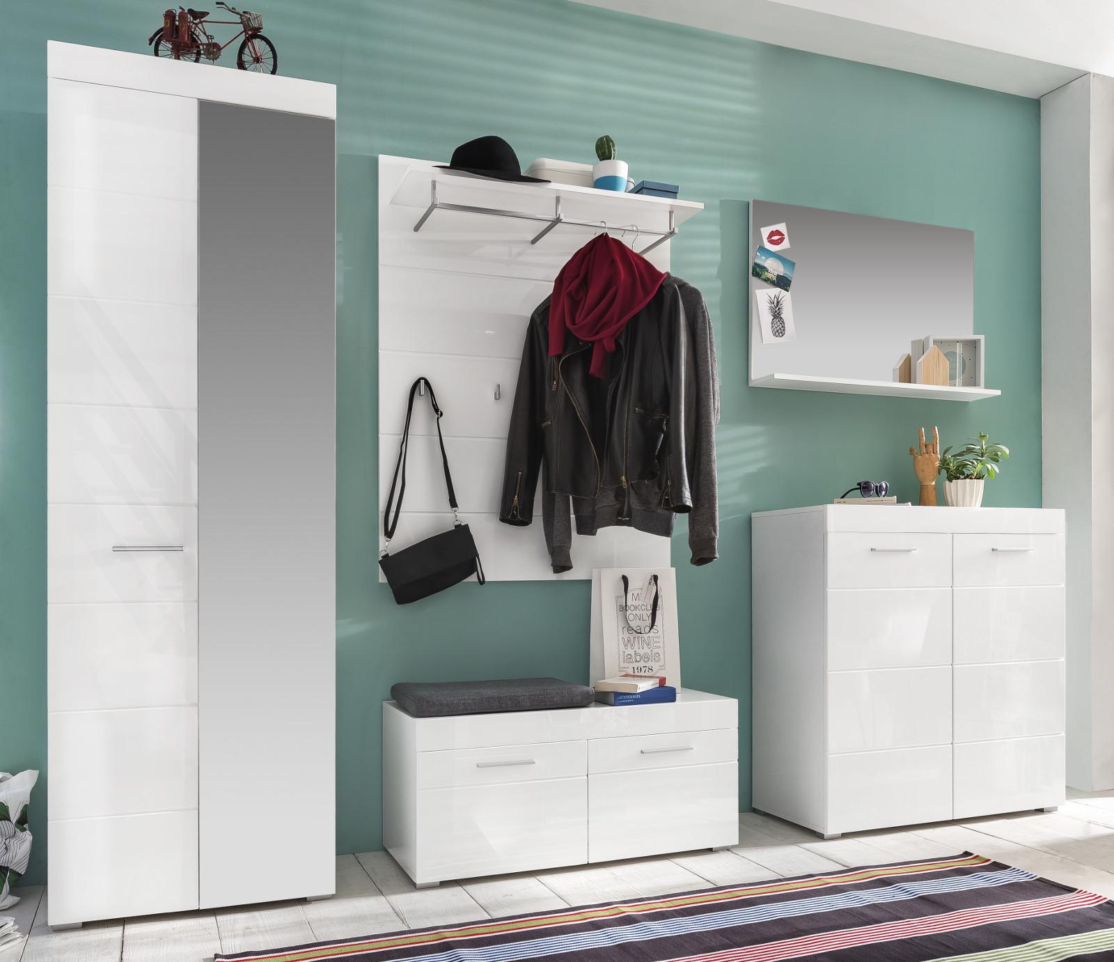 Garderobenpaneel mit sitzbank garderobenpaneel mit - Kompaktgarderobe ikea ...
