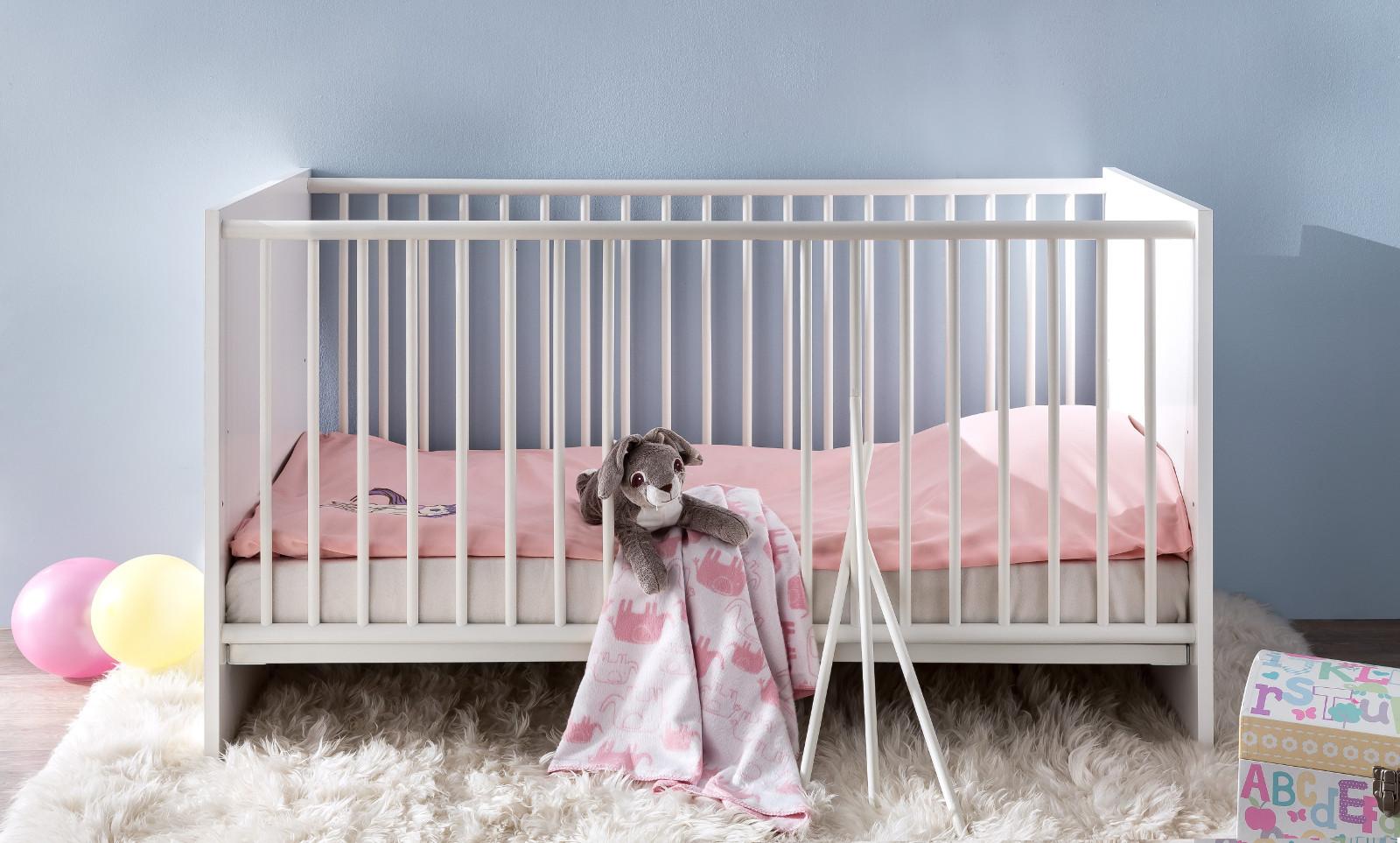 babyzimmer set ronja 3 teilig wei dekor. Black Bedroom Furniture Sets. Home Design Ideas
