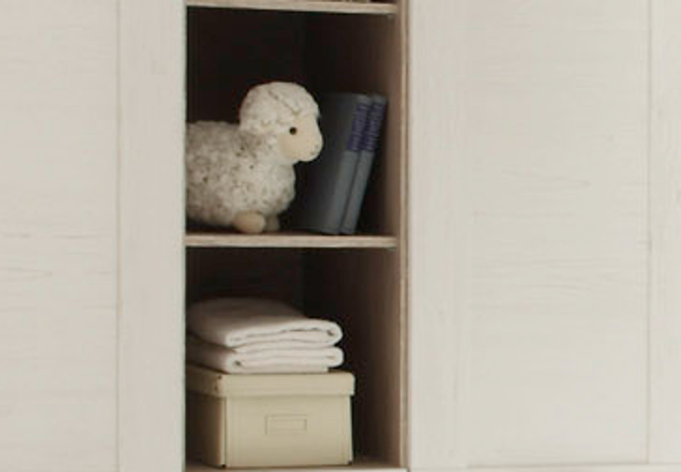 Babyzimmer komplett set weiß  Babyzimmer komplett Set 7-tlg Pinie weiß Struktur