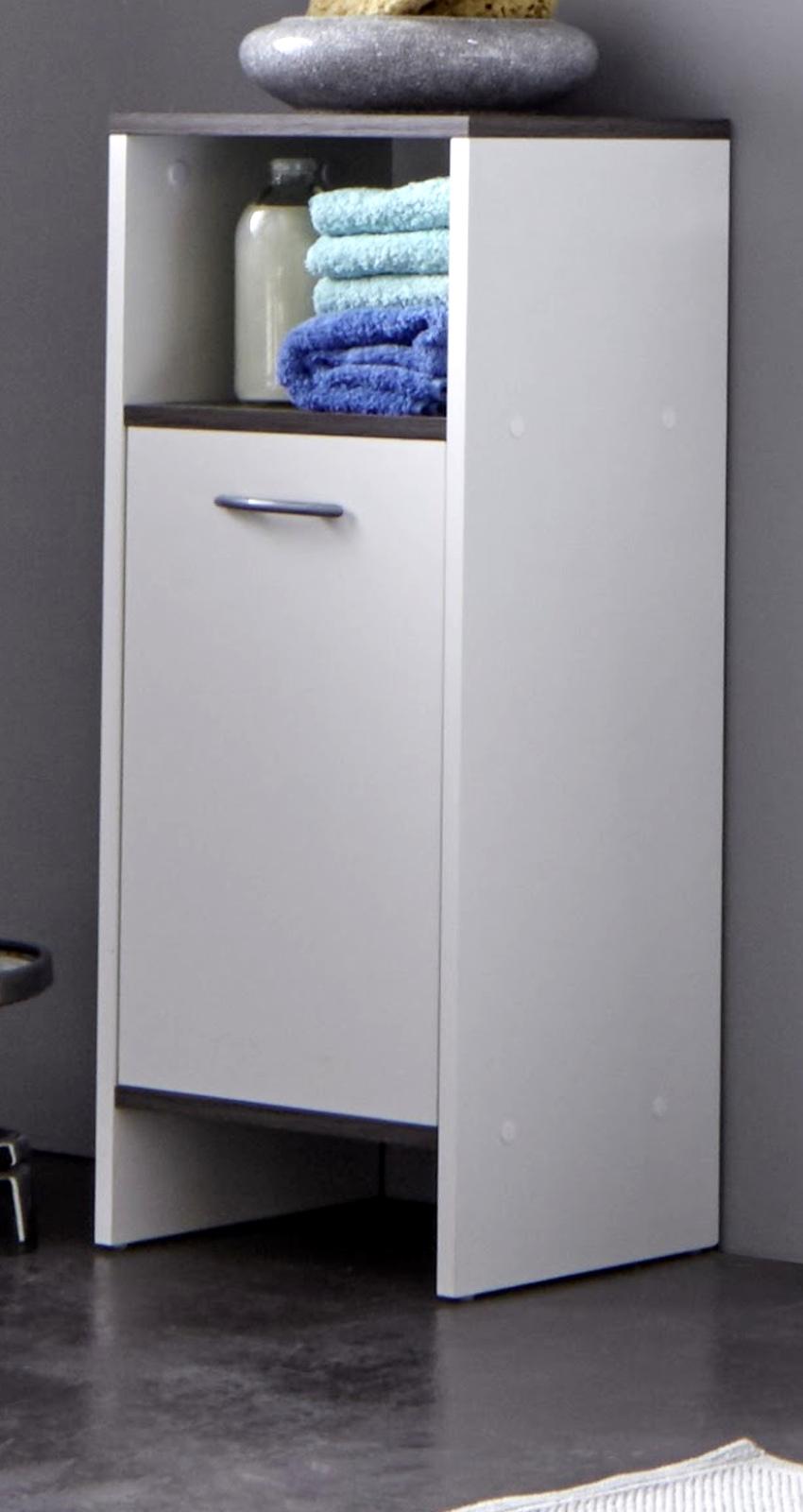 badezimmer unterschrank wei california. Black Bedroom Furniture Sets. Home Design Ideas