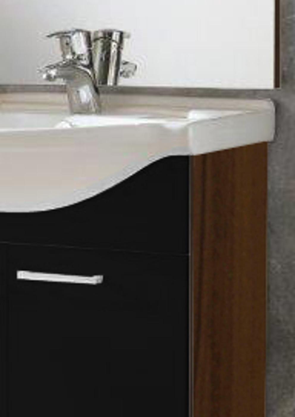 Waschplatz Inkl Keramikbecken Und Beleuchtung