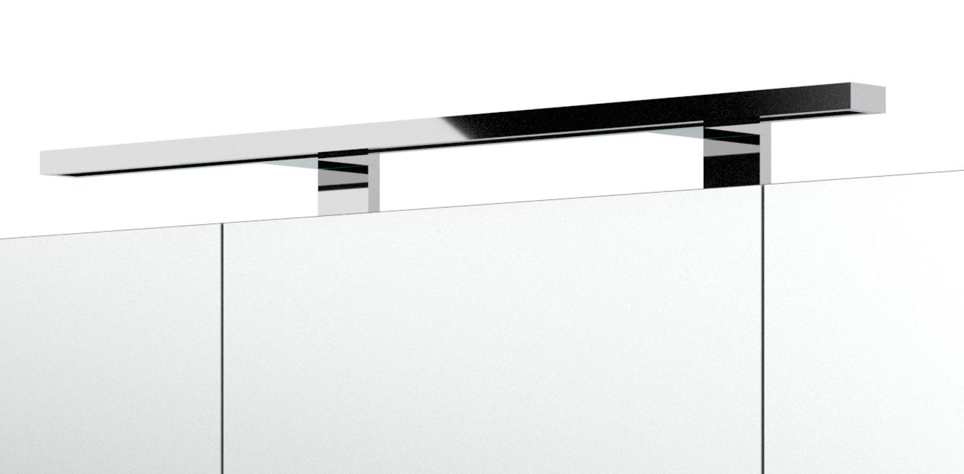 Badm bel spiegelschrank inkl beleuchtung for Spiegelschrank anthrazit
