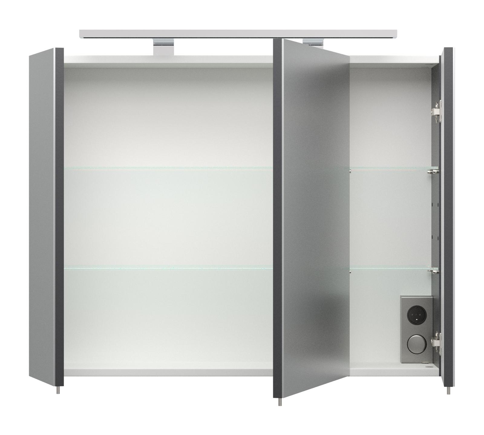 Badmöbel Spiegelschrank Inkl. Beleuchtung