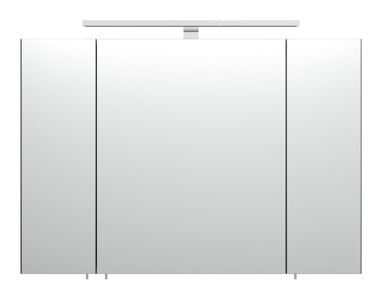 badm bel spiegelschrank inkl beleuchtung rima. Black Bedroom Furniture Sets. Home Design Ideas