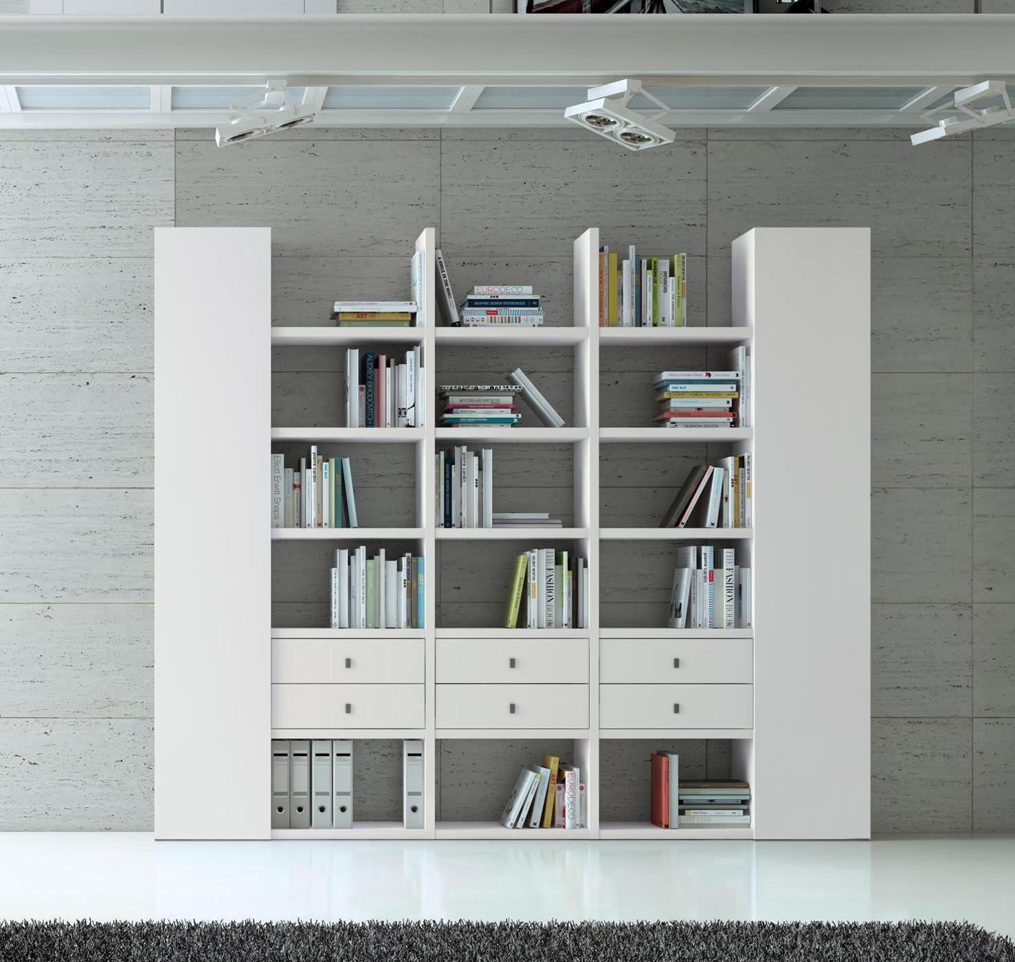 Schreibtisch Büro Modern ~ Büromöbel in weiß auch in anderen Farben lieferbar  Designermöbel