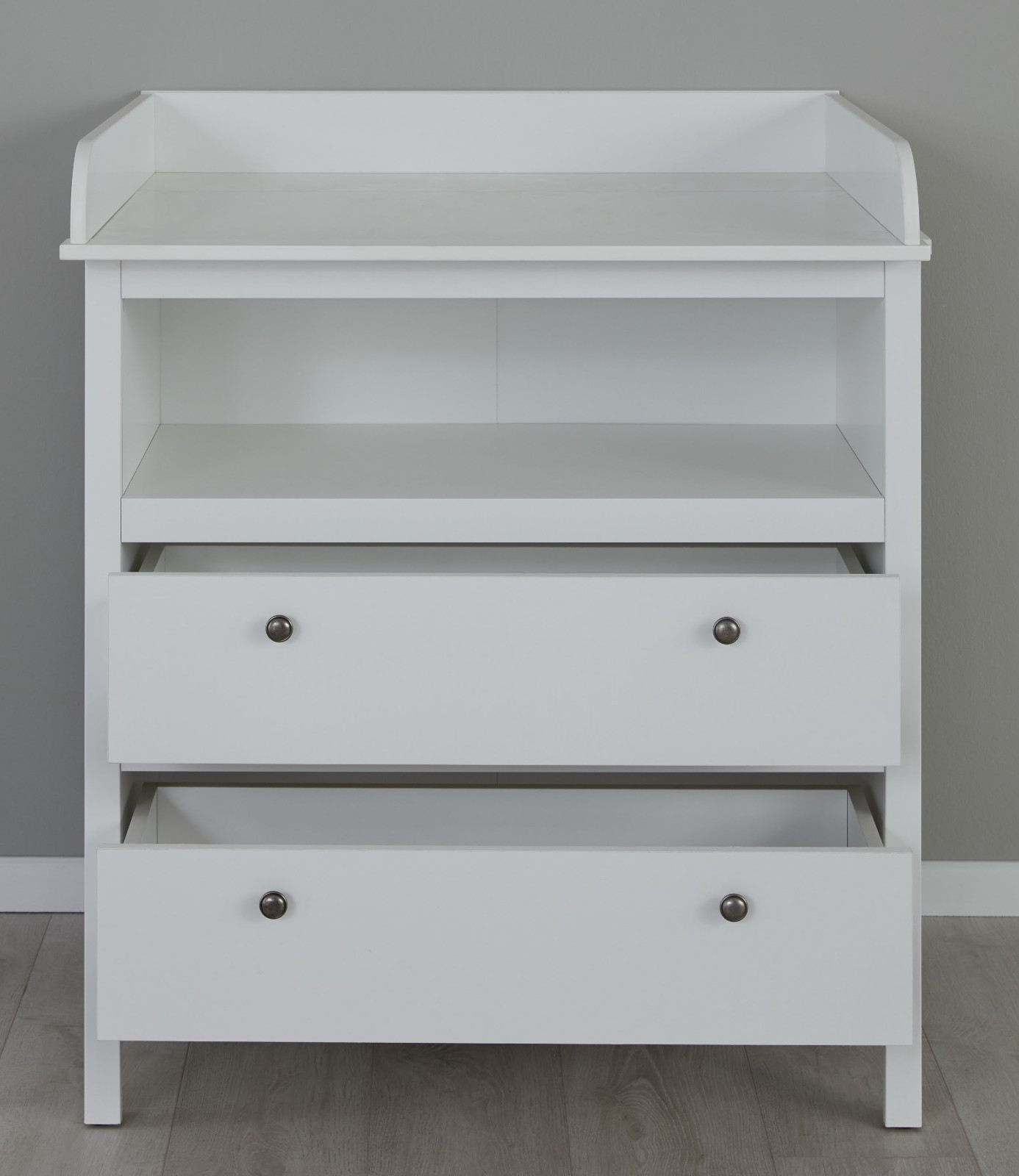 babyzimmer wickelkommode ole wei. Black Bedroom Furniture Sets. Home Design Ideas
