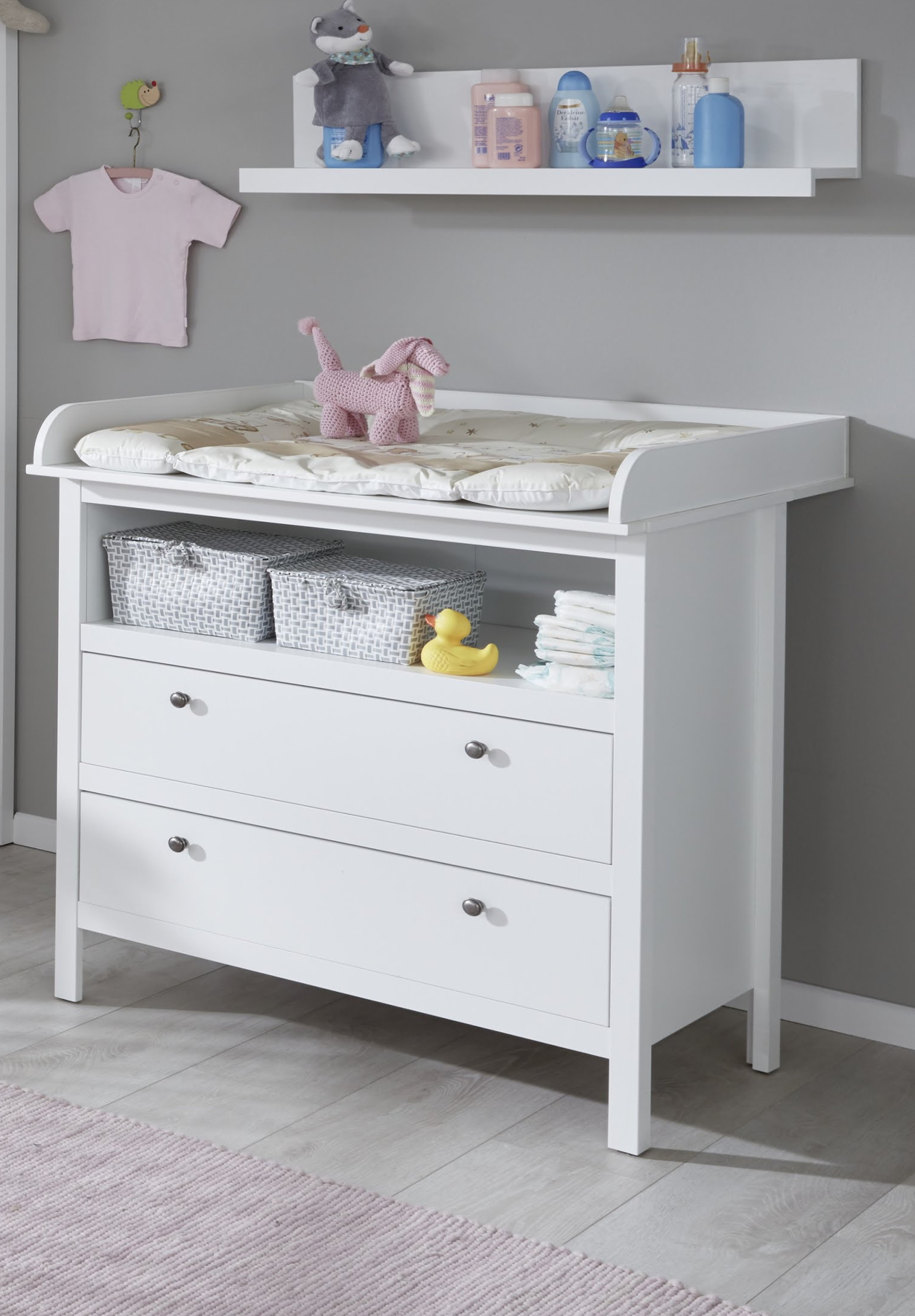 Babyzimmer Ole Komplett Set 3 Teilig