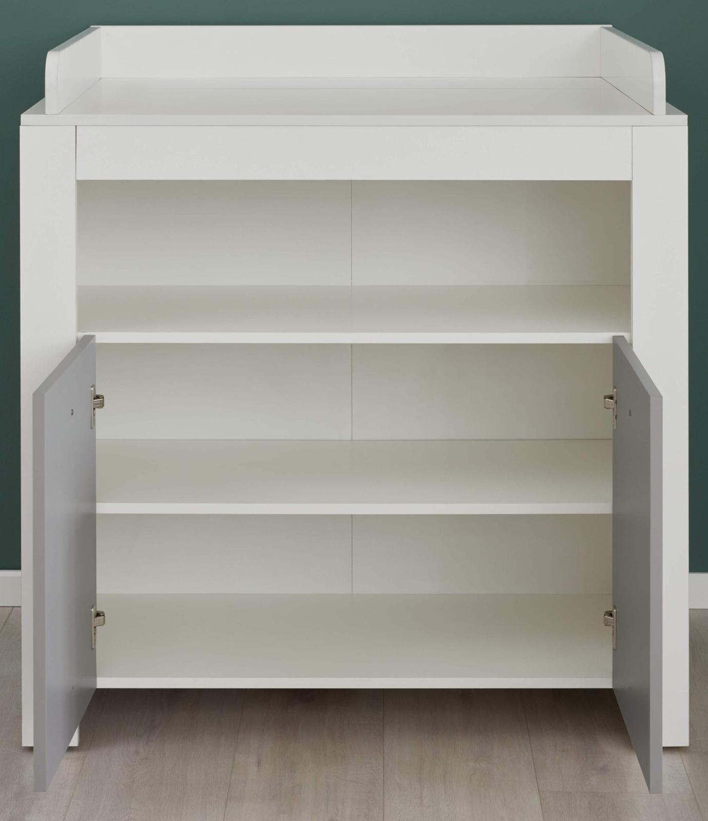 babyzimmer wilson komplett set 2 teilig. Black Bedroom Furniture Sets. Home Design Ideas