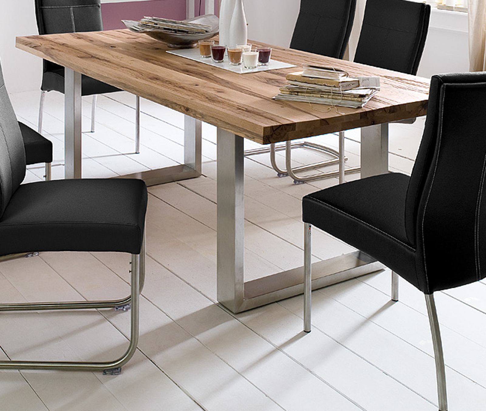 Moderne Büromöbel in Kirschbaum - Designermöbel - moderne Möbel ...