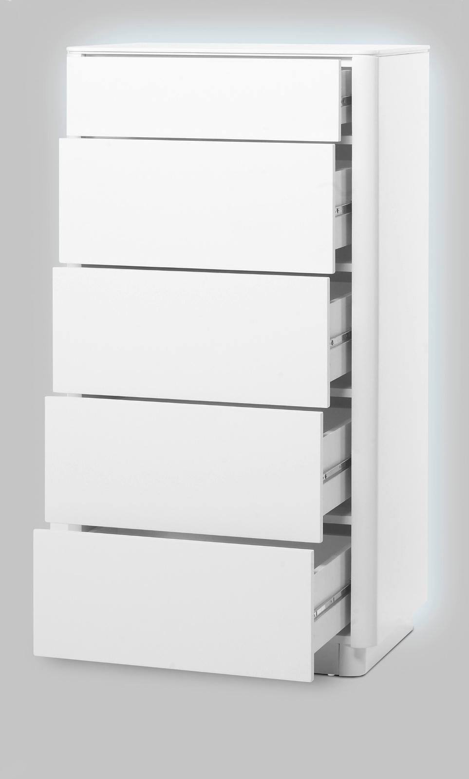 Kommode menton matt wei lack 60 cm for Kommode 100 x 60