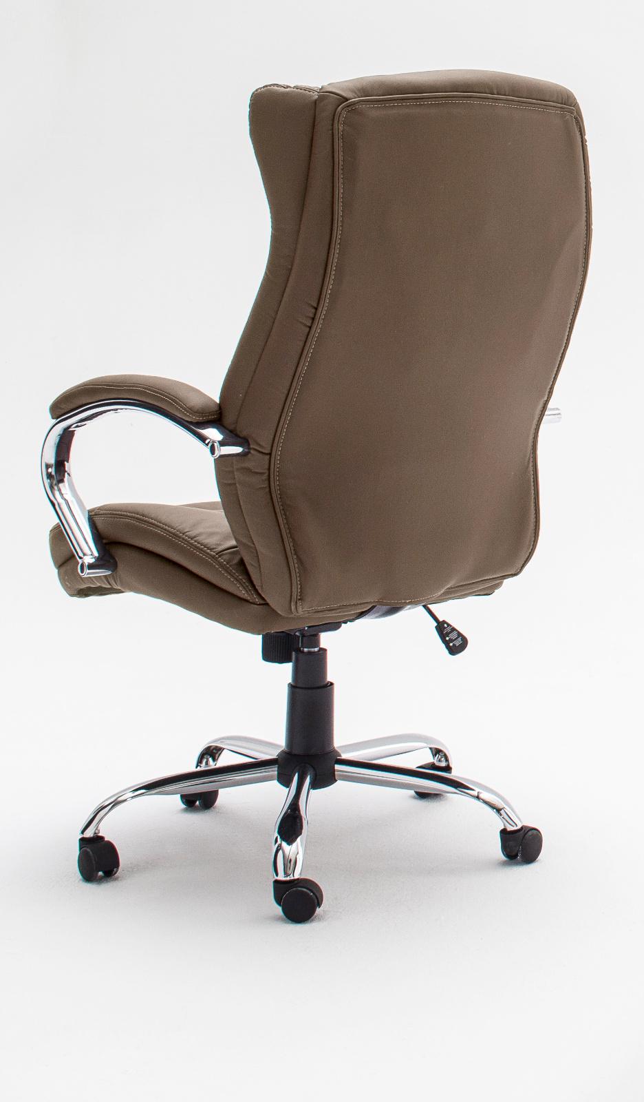 b rostuhl porter cappuccino bis 150 kg. Black Bedroom Furniture Sets. Home Design Ideas