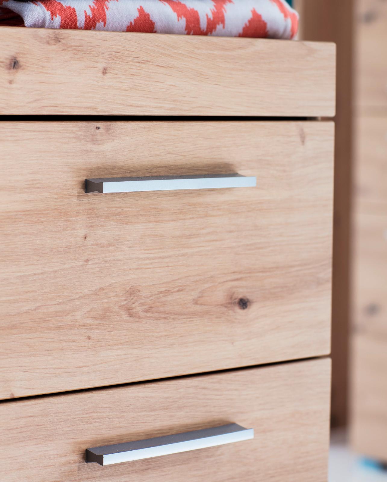 unterschrank badm bel amanda eiche asteiche 37 cm. Black Bedroom Furniture Sets. Home Design Ideas