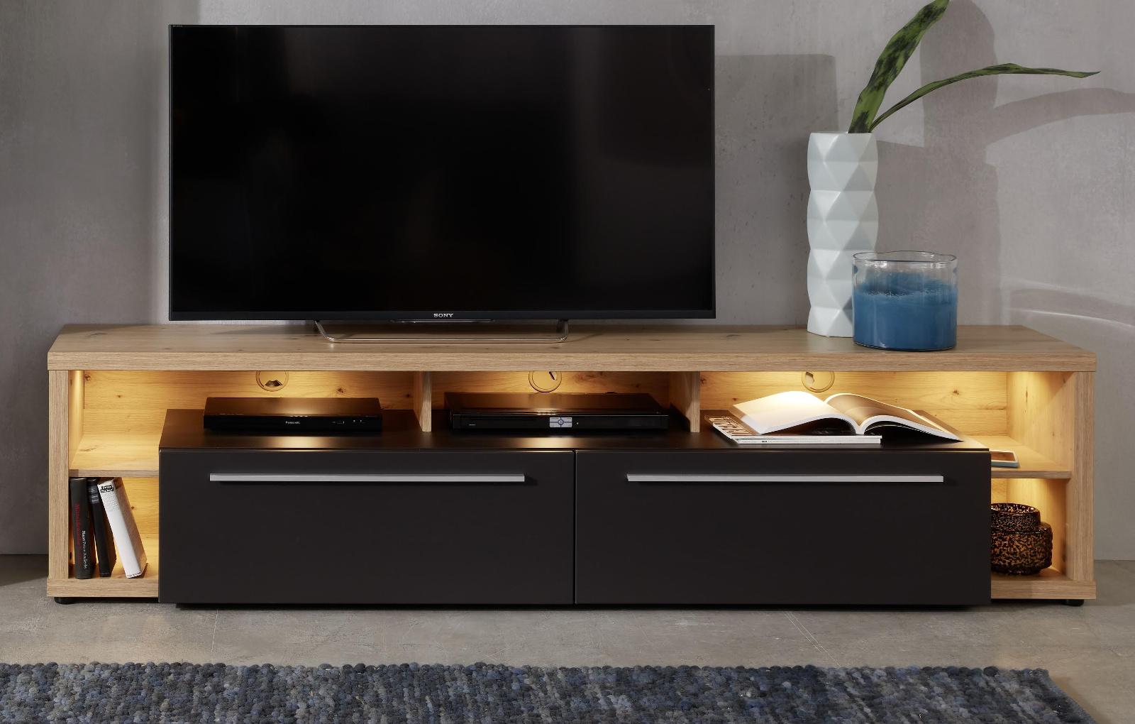 tv bank wei landhaus. Black Bedroom Furniture Sets. Home Design Ideas