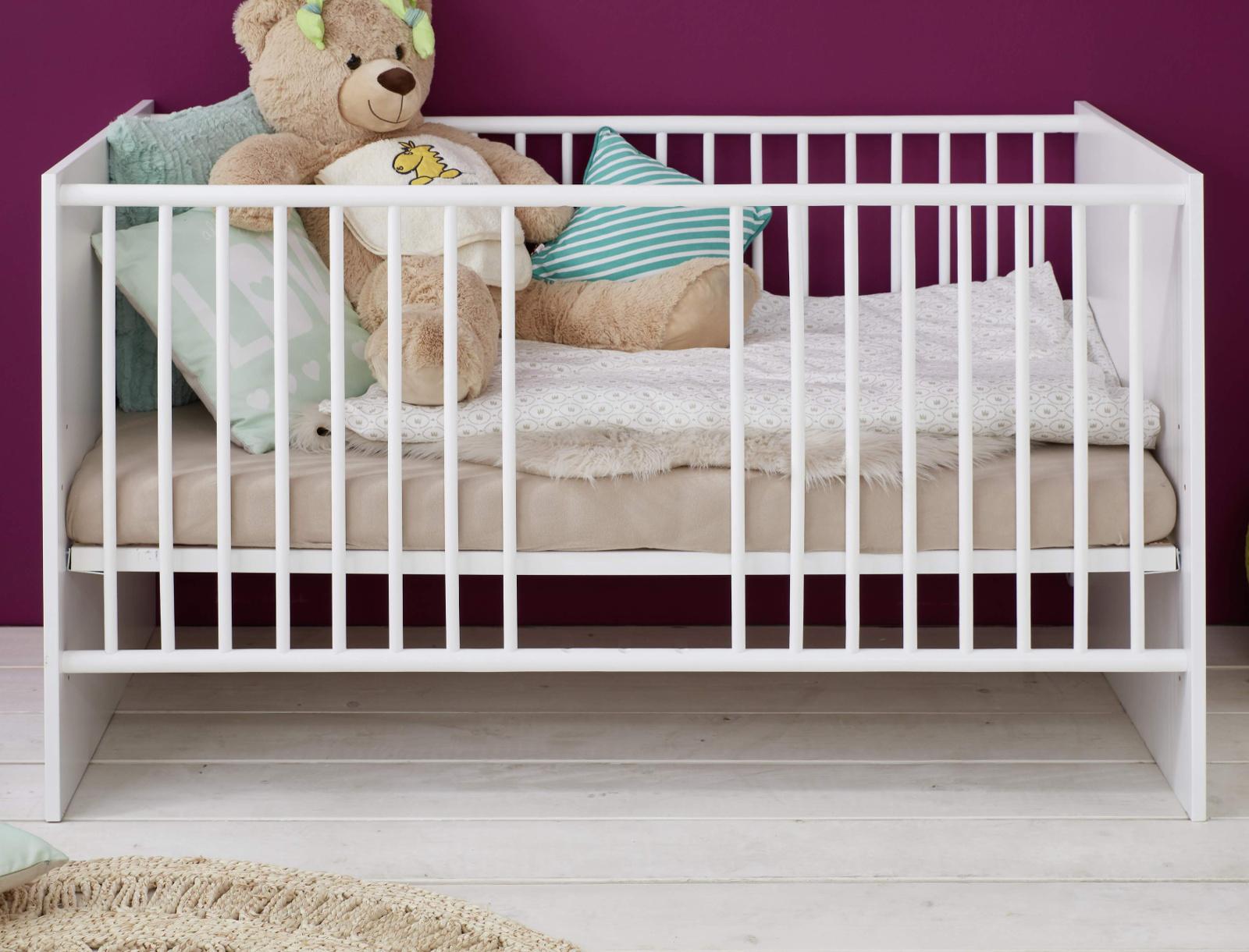 babyzimmer clever komplett set 3 teilig. Black Bedroom Furniture Sets. Home Design Ideas